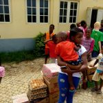 Hope Foundation Visitation To Mercy Home Orphanege Kaduna