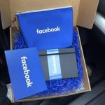 Facebook Sends Hope Foundation Gift Items Via FEDEX