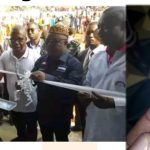 Governor Ben Ayade Commissions Toothpick Factory In Cross River State