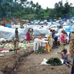 IDP Children Now Feeding On Onion Leaves Over Hunger