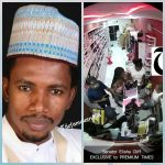 Nigerians Protest As Police IG Orders Arrest Of Senator Who Beat Up Woman In Sex Toy Shop