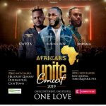 Protest Against Burna Boy By South Africans Over Inclusion In Concerts